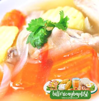 3 - สูตรซุปไก่ หายอ้วน