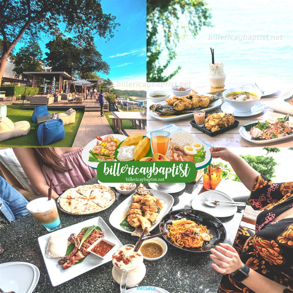The Sky Gallery Pattaya9 - The Sky Gallery Pattaya ร้านอาหารที่บรรยากาศดีติดทะเล