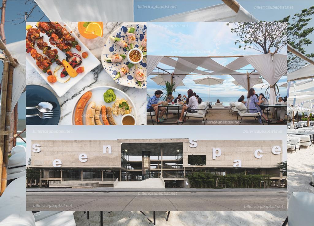Seen Space@HuaHin - Seen Space@HuaHin ร้านอาหารที่บริการหลากหลายรูปแบบ ให้พักผ่อนชมวิว