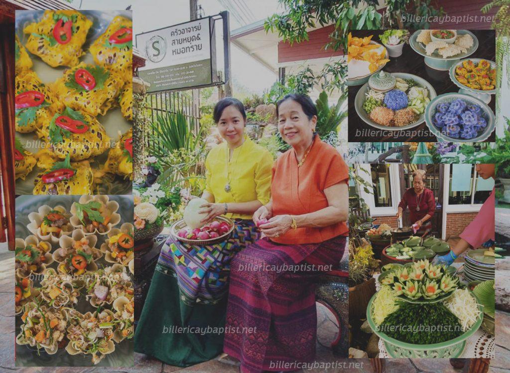 หมอทราย6 1024x750 - ร้านครัวอาจารย์สายหยุดแอนด์หมอทราย เมนูอาหารไทย รสชาติเหมือนเมนูชาววัง
