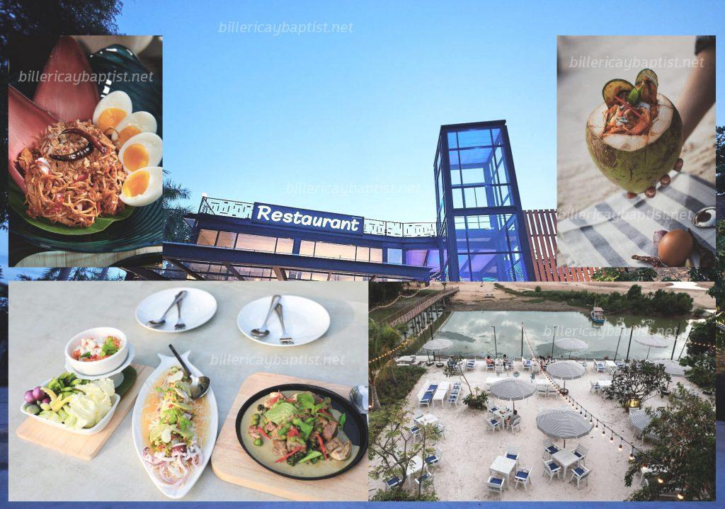 Sea Blue Restauran 1024x719 - ร้านSea Blue Restauran ร้านอาหารบรรยากาศดี ติดทะเลหาดจอมเทียนพัทยา