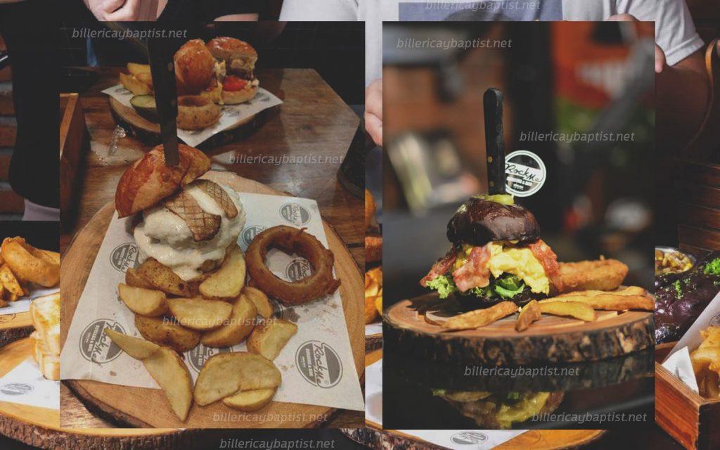 Rock Me Burger 1024x640 - ร้านRock Me Burger ร้านอาหารประเภทเบเกอรี่ชื่อดัง ของจังหวัดเชียงใหม่
